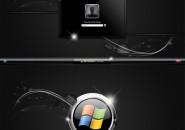 Carbon Excellence Windows 7 Logon Screen
