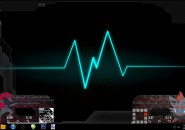 Dark Type Player Rainmeter Skin for Windows7