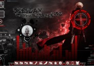 Devilish Animated Rainmeter Theme