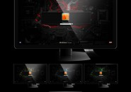 Digital Circuits Windows7 Logon Screen
