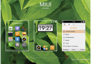 MIUI Rainmeter Skin for Windows7