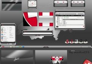 Swiss Windows Blind Theme