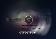 Windows Reborn Rainmeter Skin