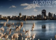 Citscapes Windows7 Rainmeter Theme