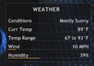 Illustro Rainmeter Skin