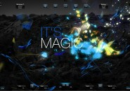 Magic Windows7 Rainmeter Theme