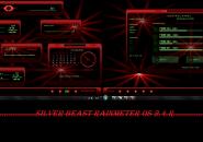 Red Beast Rainmeter Theme