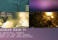 Adkar Rainmeter Theme for Windows7