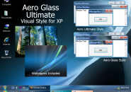 Aero Glass Ultimate Visual Style for Windows7