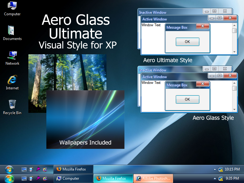 Download Fast Aero For Xp