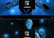 Alienware Inspirat Logon Screen for Windows7