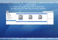 Appolon  Visual Style Theme for Windows7