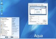 Aqua Visual Style Theme for Windows7