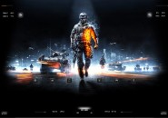 Battlefield Rainmeter Theme for Windows7
