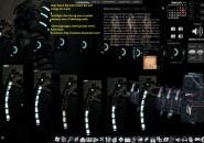 Dead Space Rig Rainmeter Theme