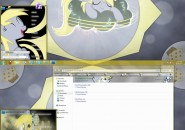 Derpy Hooves Visual Styles for Windows7