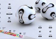 Foot ball Rainmeter Theme