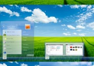 Fresh Nature Visual Style for Windows7