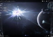 Glass Space Enigma Rainmeter Theme