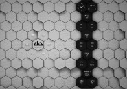 Hexa Black Rainmeter Skin