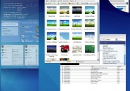 Klarheit Visual Style Theme for Windows7