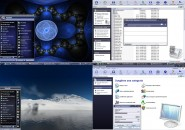 Mediterraneo Visual Style Theme for Windows7