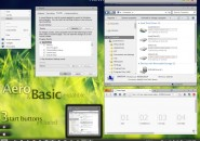 Minimal Taste Visual Style Theme for Windows7