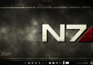 N7 Rainmeter Theme for Windows7