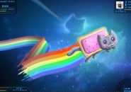 Nyan Cat Rainmeter Skin