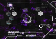 ODST Windows7 Rainmeter Theme