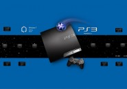 Playstation 3 Rainmeter Theme for Windows7