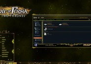 Prince of Persia Visual Styles for Windows7