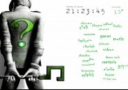 Riddler Windows7 Rainmeter Theme
