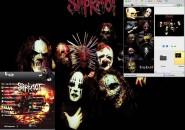Slipknot Visual Style for Windows7