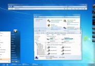 TuneUp visual style for Windows7