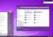 VioBlack Visual Style for Windows7