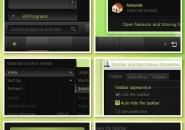 Viridis Visual Style for Windows7