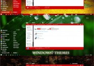 clear Visual Styles for Windows7