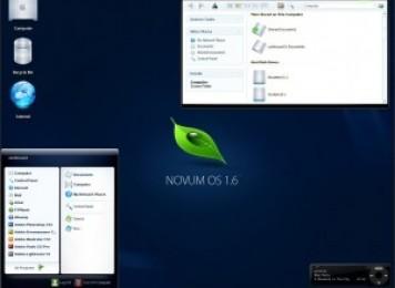 Novum Windows Blind Theme