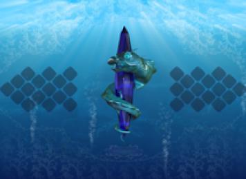 WaterDragon Aquarium Screensaver