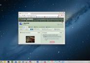 OSX Mountain Lion Windows 7 Theme