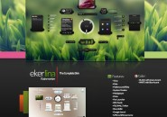 Eker_lina rainmeter Theme