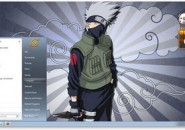 Naruto-Windows-7-Theme