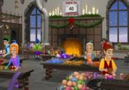 Santa workshop 3d