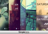 Simple Media Rainmeter Theme