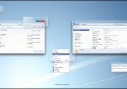 Vienna theme for windows 7