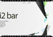 i2 bar Rainmeter Theme