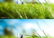 Aero Grass Logon Screen