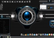Alienware Windows Blind Theme