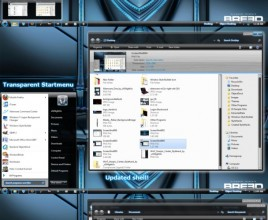 Alienware one theme for windows 7